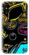 Rick Ross Full Color IPhone Case