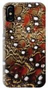 Ring-necked Pheasant Phasianus IPhone Case