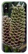 Ringed Flowers IPhone Case