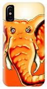 Ringo Party Animal Orange IPhone Case