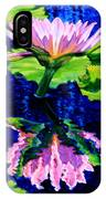 Ripple Reflections Of Beauty IPhone Case