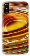Rippled Abstract IPhone Case