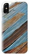 Rippled Roof  IPhone Case
