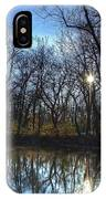 Rising On The River IPhone Case