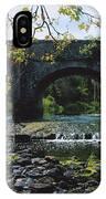 River Annalee, Ballyhaise, Co Cavan IPhone Case