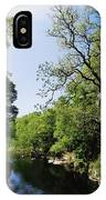 River Roe, Roe Valley, Limavady, Co IPhone Case