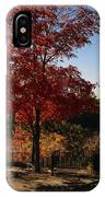 River Tree IPhone Case