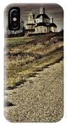 Road Of Prayers IPhone Case