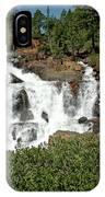 Roaring Falls Glen Alpine Falls IPhone Case