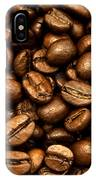 Roasted Coffee Beans IPhone Case