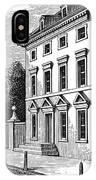Robert Morris House IPhone Case