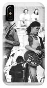 Rock And Roll At Day On The Green 1975 IPhone Case