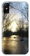 Rock Creek Near Gettysburg IPhone Case