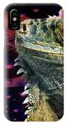 Rock Lizard IPhone Case