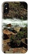 Rock Rush Glen Alpine Creek IPhone Case
