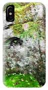 Rock Spirits Keeping Secrets IPhone Case