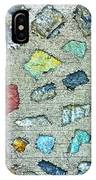 Rock Wall Abstract IPhone Case