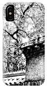 Rockefeller Garden Fence IPhone Case