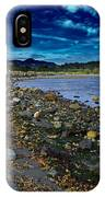 Rocky Beach In Western Canada IPhone Case