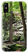 Rocky Forest Of Chatfield IPhone Case