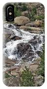 Rocky Mountain Falls IPhone Case