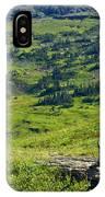Rocky Mountain Goat Glacier National Park IPhone Case