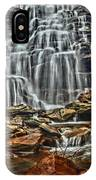 Rocky Step Cascade IPhone Case