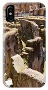 Roman Coliseum Underground IPhone Case