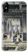 Roman House Interior IPhone Case