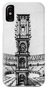 Rome: Colosseum, 1685 IPhone Case