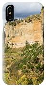 Ronda Rock In Andalusia IPhone Case