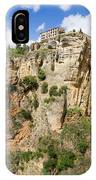 Ronda Rocks In Andalusia IPhone X Case