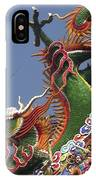 Roof Dragon IPhone Case