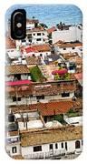 Rooftops In Puerto Vallarta Mexico IPhone Case