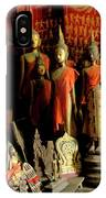 Room Of Buddhas IPhone Case