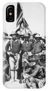 Roosevelt & Rough Riders IPhone Case