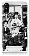 Roosevelt Family 1878 IPhone Case