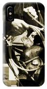 Rope N Ride IPhone Case