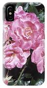 Rose 'anna Livia' Flowers IPhone Case
