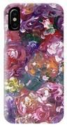 Rose Festival IPhone Case