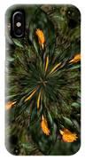 Rose Kaleidoscopic  IPhone Case
