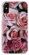 Roses Galore IPhone Case