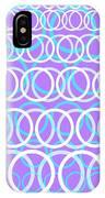 Round Cirlces IPhone Case