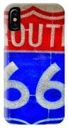 Route 66 Wall Art-2 IPhone Case