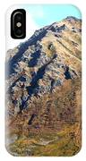 Rugged Mountain IPhone Case