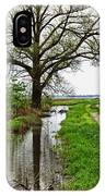 Rural Trees V IPhone Case