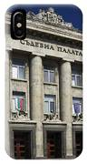 Ruse Bulgaria Courthouse IPhone Case