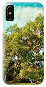 Ruskin Oak IPhone Case