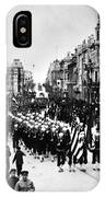 Russia: Allied Troops, C1919 IPhone Case
