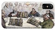 Russian Cartoon, 1854 IPhone Case